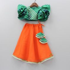 Shop online for Indian Ethnic wear for your baby, toddler or child. Choose from a range of modern or traditional, vibrant and colourful outfits. We also customise Indian Ethnic Wear. Indian Dresses For Kids, Dresses Kids Girl, Kids Outfits, Baby Dresses, Baby Frocks Designs, Kids Frocks Design, Baby Girl Dress Patterns, Baby Clothes Patterns, Cotton Frocks For Kids