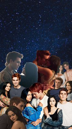 Riverdale Netflix, Riverdale Cw, Verona, Riverdale Archie And Veronica, Cole M Sprouse, Cami Mendes, River Dale, Archie Andrews, Veronica Roth