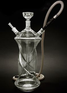 Lavoo MP7 (1 hose) Glass Hookah