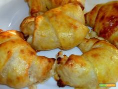 Stuzzichini di Cornetti di Patate  #ricette #food #recipes