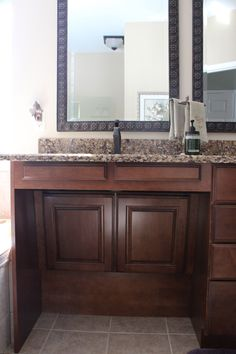 wheelchair accessible bathroom vanities new home ideas pinterest