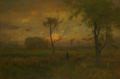 George Inness (1825–1894) | Thematic Essay | Heilbrunn Timeline of ...