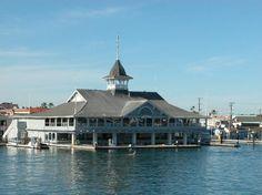 Balboa Pavillion, Newport Beach, Cal