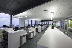 WAN INTERIORS:: AHL Office by Architects Hawaii Ltd. in Honduras