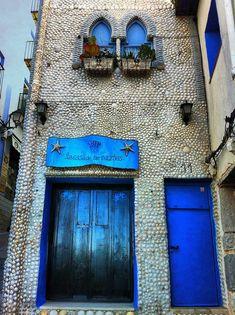 House of shells, Peniscola, Spain