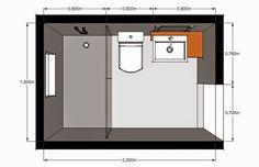 Medidas para aprovechar el espacio en el diseño del baño y la cocina