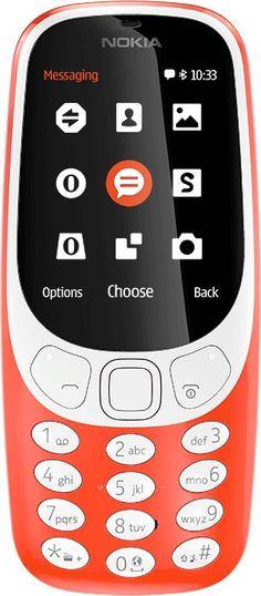 Nokia 3310 – the original mobile phone, updated   Nokia Phones