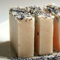 Lavender Fields Olive Oil Vegan Soap Bar | Fair Trade Bath and Body | USA Made Bath and Body | Anderson Soap Company | Fair Indigo