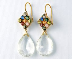 Isadora  Italian Vintage Jewelry Gold plated di SmeraldaVintage