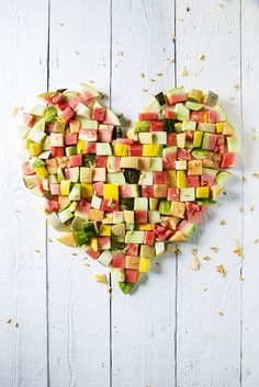 Just a bunch of melon by Darryll Jones Fruit Pattern, Mixed Fruit, Delicious Fruit, Interior Stylist, Cravings, Healthy Eating, Breakfast, Creative, Recipes