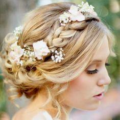 Penteados lindos para madrinhas! - Madrinhas de casamento