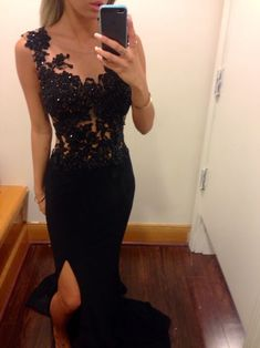 Vestidos pretos de festa - http://vestidododia.com.br/vestidos-de-festa/vestidos-de-formatura-pretos/