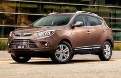 BmotorWeb: JAC Motors T6 chega ao Brasil (Preço)
