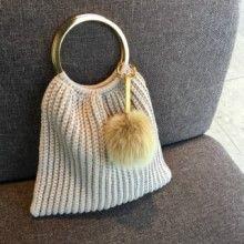 남양주에서 오신 초롱님~ 플리츠핸들백 완성하셨어요~ ^^ 이쁘네요~ Knitting Studio - Knitting class ...