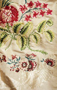 Dress (image 4) | British | 1780 | silk | Metropolitan Museum of Art | Accession Number: C.I.X.37.33