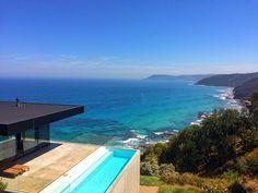 A nice day at a rather nice beach house... #Lorne #GreatOceanRoad #AussieSummer #Straya ! by davidsciola http://ift.tt/1IIGiLS