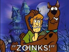 All of the good memories of  watching Scooby Doo with my sister and brother....That was the easy life.