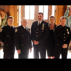 Blue Bloods - a great TV series