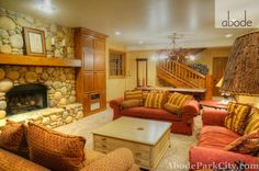Abode in the Belles at Deer Valley #abodeparkcity #parkcityvacationrental #deervalleyvacation