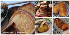 cocina facil y elaborada: TORRIJAS ESPECTACULARES (5 RECETAS)
