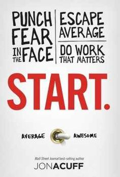 Start by Jon Acuff.