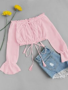 Trendy Fashion Trends For Teens Casual Sweaters Cute Girl Outfits, Cute Summer Outfits, Girly Outfits, Cute Casual Outfits, Pretty Outfits, Stylish Outfits, Summer Dresses, Summer Shorts, Party Dresses