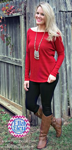 SHOP Ella Bleu Boutique on Facebook! Boutique Clothes, discount prices, FREE SHIPPING!