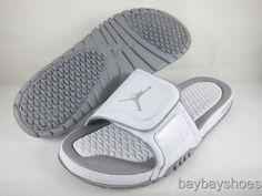 White Jordans, Jordans For Men, Air Jordans, Sexy Black Art, Nike Sandals, Nike Benassi, Silver Sandals, Superfly, Nike Fashion