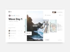 UI Inspiration: This week's selections from Bradley Ziffer, BrandBox and Portfolio Website Design, Website Design Layout, Website Design Inspiration, Travel Website Design, Minimal Web Design, Ui Web, Web Design Trends, Freelance Graphic Design, Page Design