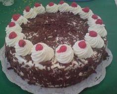 Schwarzwälder Kirsch-Torte Rezept - Rezepte kochen - kochbar.de - mobil