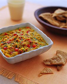 Serve this dal as a dip with pita chips or as a side dish with grilled ...