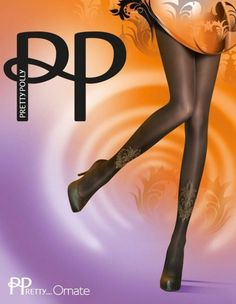 Pretty Polly Ornate Embellished Tights