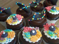 biology cupcake
