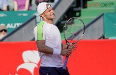 Adrian Ungur, învins în primul tur la BRD Năstase Țiriac Trophy! Tennis Racket, Sports, Tennis, Hs Sports, Excercise, Sport, Exercise