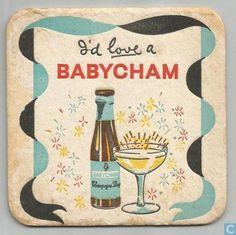 Babycham Printed Matter, Vintage Advertisements, My Childhood, Ephemera, Vintage Art, Nostalgia, Bubbles, Happy Hour, Bobs
