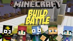 Minecraft ITA : EGG / UOVO - Build Battle Minigame