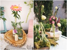 Clare-Ann and Tommy's Whimsical Woodland Spanish Wedding By Radka Horvath Photography