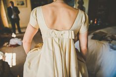 Gorgeous vintage style gown | onefabday.com
