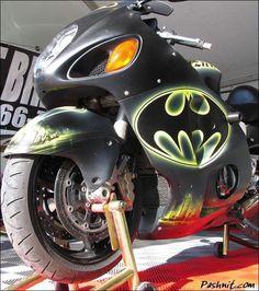 Batman Hayabusa