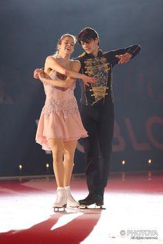 Carolina Kostner & Stéphane Lambiel - Ice Legends 2016
