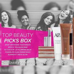 🌟🌟Top Picks Beauty Box🌟🌟  Just in time for Christmas perfect present for family member, friend or even yourself.  It's literally buying 3 products and getting 2 FREE!!   If you've been wanting to try some of our favs nows the time!👏🏼👏🏼👏🏼👏🏼  Includes: Instaglow self-tanning gel Polishing bar Whitening toothpaste  Lip plumping balm  Powerlips fluid persistence   First 5 to buy will get 15% off contact me for more information.  #AFTERPAY AVAILABLE