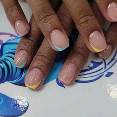 Diva Nails, Gel Nails, Nail Polish, Black Nail Designs, Nail Art Designs, Painted Nail Art, Elegant Nails, I Love Makeup, Gorgeous Nails