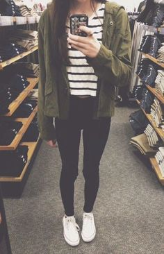 ootd casual outfit