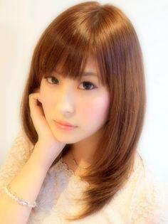 人気の有村架純ちゃん風のかわいい髪型。 有村架純風のヘアスタイルはオーダーも多数です。