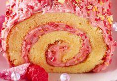 Bûche rose à la roseDécouvrez la recette de la bûche rose à la rose.