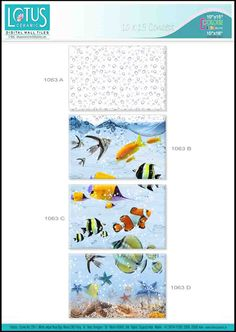 Ceramic Directory --> Lotus Ceramic Digital Wall Tiles   Ceramic