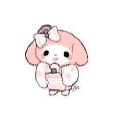 Hello Kitty Characters, Sanrio Characters, Cute Tumblr Wallpaper, Cute Wallpapers, Cute Images, Cute Photos, Anime Kitten, Hello Kitty My Melody, Baby Pink Aesthetic