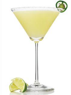 Cocktail recipe: Jalape Margarita