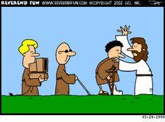 Clean funny christian jokes religious humor