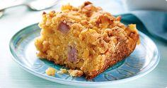 Gluten Free Double Corn & Ham Bake | Krusteaz